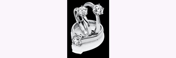 Ringe mit Brillant/Diamant