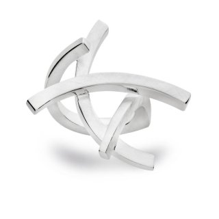 925/- Ring kratzmatte Oberfläche