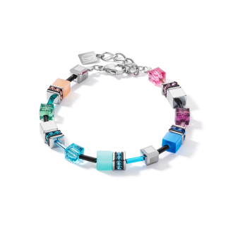 COEUR DE LION GeoCUBE® Armband multicolor fresh vintage
