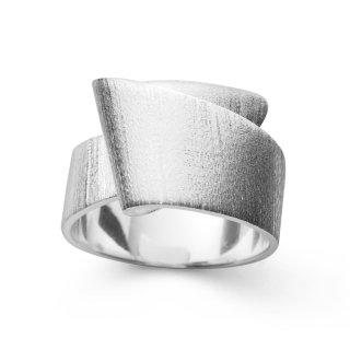 "Ring 925/- Sterlingsilber, Weite 56, Fingerschmuck aus der Serie ""Lovely Loop"""